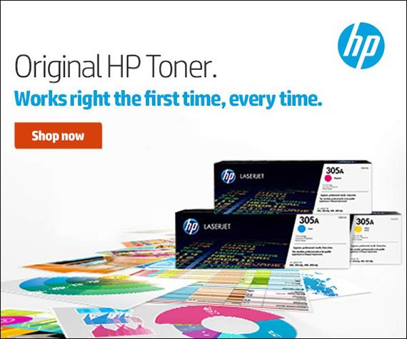HP Ink Catridges