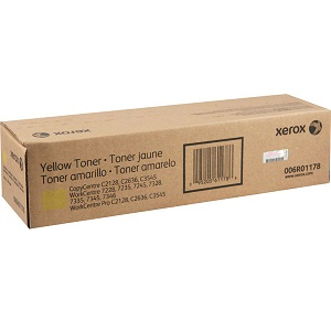 Xerox 006R01178 Yellow Toner Cartridge