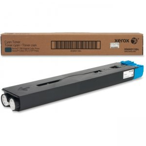 Xerox 006R01384 Cyan Toner Cartridge