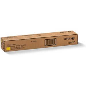 Xerox 006R01526 Yellow Toner Cartridge