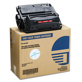 TROY 02-81119-001 Black Toner Cartridge
