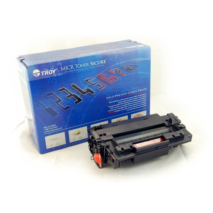 TROY 02-81133-001 Black Toner Cartridge