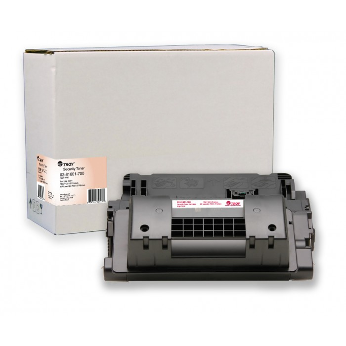 TROY 02-81201-500 Black Toner Cartridge