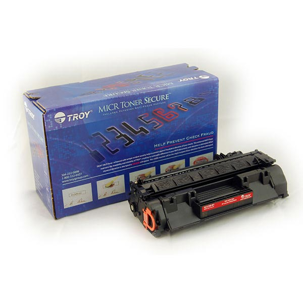 Troy 02-81500-001 MICR Toner Cartridge