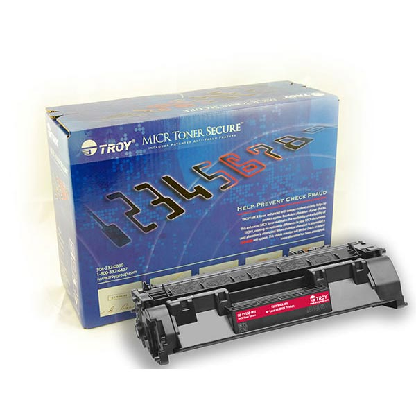 Troy 02-81550-001 MICR Toner Cartridge