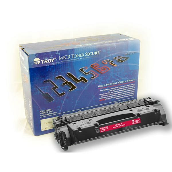 Troy 02-81551-001 MICR Toner Cartridge
