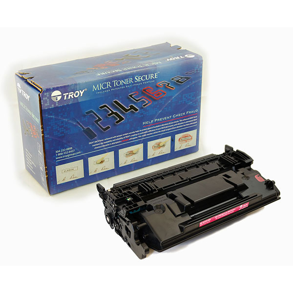 Troy 02-81676-001 MICR Toner Cartridge