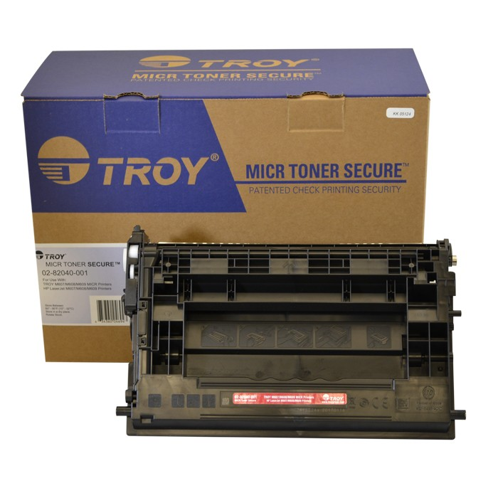 TROY 02-82040-001 Black Toner Cartridge