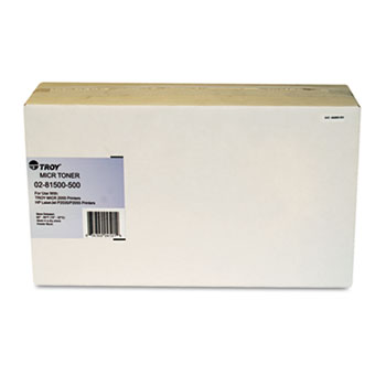 TROY 02-81500-500 Black Toner Cartridge