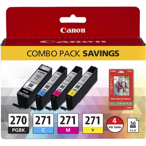 Color Ink Cartridges