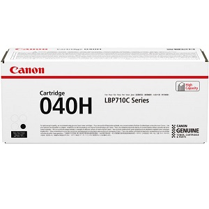 Canon 040H Black Toner Cartridge