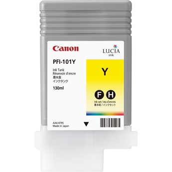 Canon PFI-101Y Yellow Ink Tank