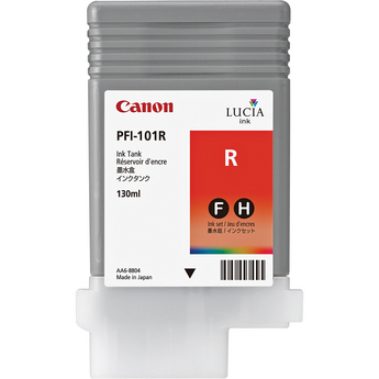 Canon PFI-101R Red Ink Tank