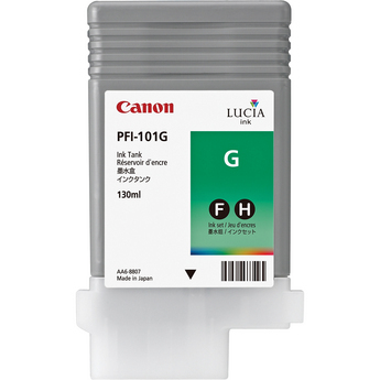 Canon PFI-101G Green Ink Tank