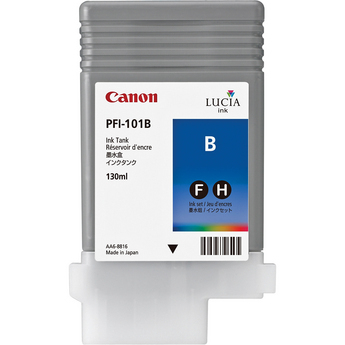 Canon PFI-101B Blue Ink Tank