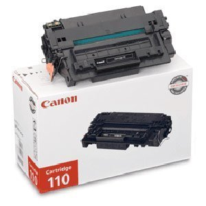 Canon CRG-110 Black Toner Cartridge