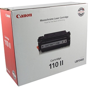 Canon 110 Black Toner Cartridge