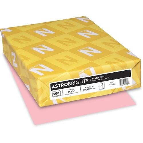 Astrobrights Astro Laser, Inkjet Colored Paper (92046)