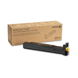 Xerox 106R01319 Yellow Toner Cartridge