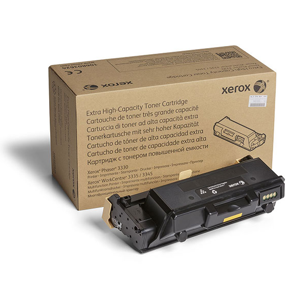 Xerox 106R03624 Black Toner Cartridge