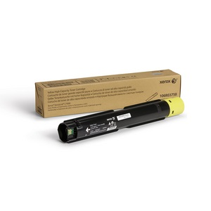 Xerox 106R03758 Yellow Toner Cartridge