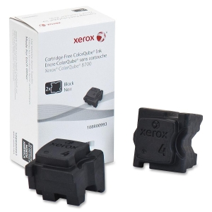 Xerox 108R00993 Black Ink Sticks