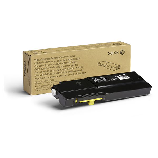 Xerox 116R00020 Yellow Toner Cartridge