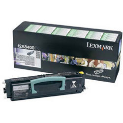 Lexmark 12A8400 Black Toner Cartridge