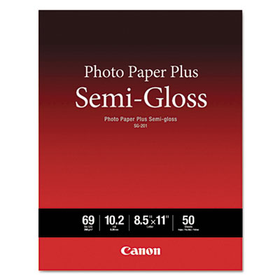 Canon 1686B063 Photo Paper Plus Semi-Gloss