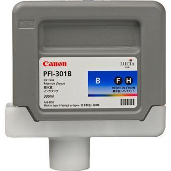 Canon PFI-301B Blue Ink Tank
