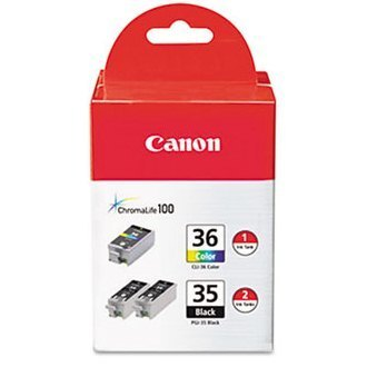 Canon PGI-35 CLI-36 Value Pack