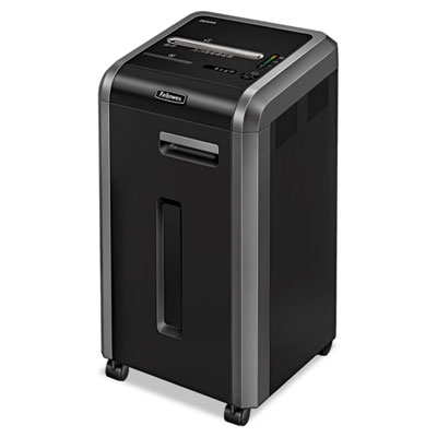 Fellowes 4620001 Powershred 225Mi 100% Jam Proof Micro-Cut Shredder