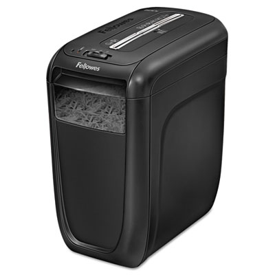 Fellowes 4606001 Powershred 60Cs Cross-Cut Shredder