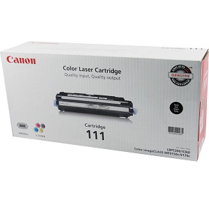 Canon CRG-111 Black Toner Cartridge