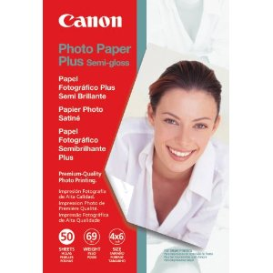 Canon 1686B014 Photo Paper Plus Semi-Gloss