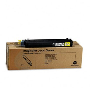 Konica Minolta 1710530-002 Yellow Toner Cartridge