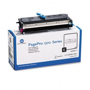 Konica 1710566-001 Black Toner Cartridge