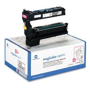 Konica 1710602-003 Magenta Toner Cartridge