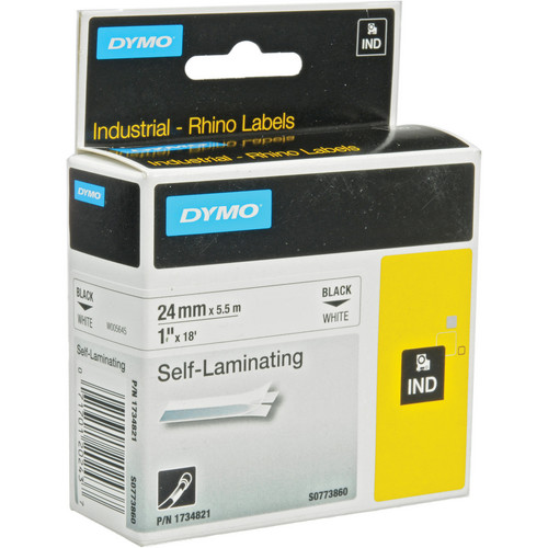 Dymo 1734821 Self Laminating