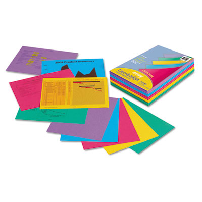 Pacon 101346 Array Colored Bond Paper