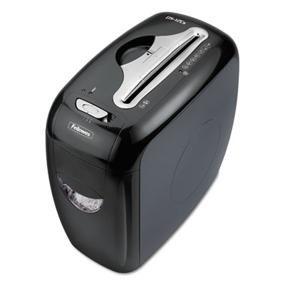 Fellowes 4360001 Powershred 12Cs Cross-Cut Shredder