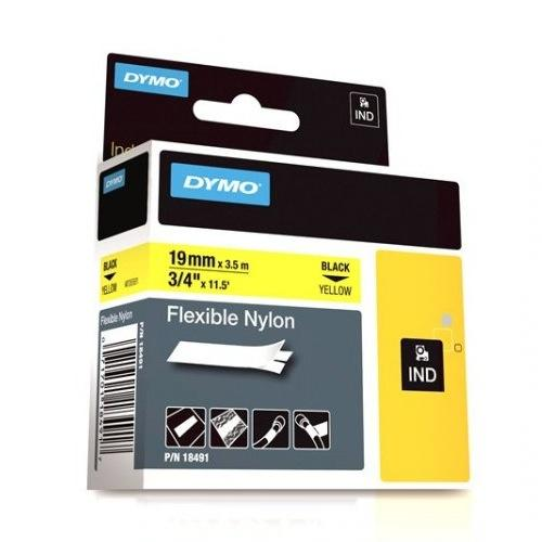 Dymo 18491 Flexible Nylon Labels