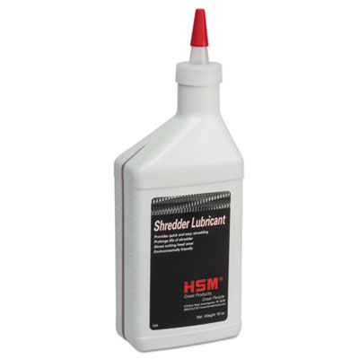 HSM 314 Shredder Oil