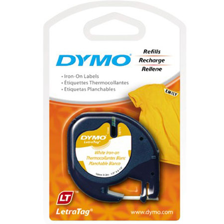 Dymo 18771 Iron-On Labels