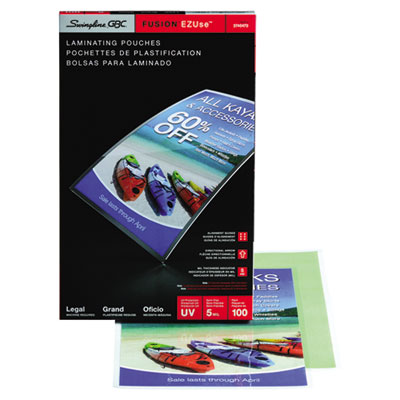 Swingline 3740473 EZUse Thermal Laminating Pouches