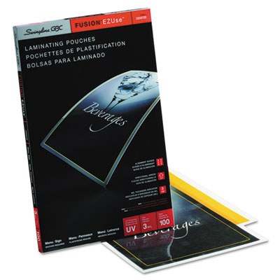 Swingline 3200720 EZUse Thermal Laminating Pouches