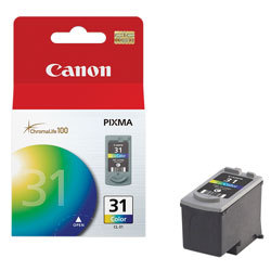 Canon CL-31 Color Ink Cartridge