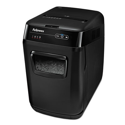 Fellowes 4680001 AutoMax 130C Auto Feed Cross-Cut Shredder