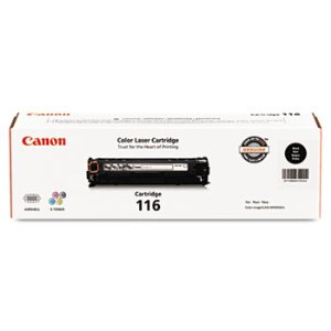 Canon 116 Black Toner Cartridge