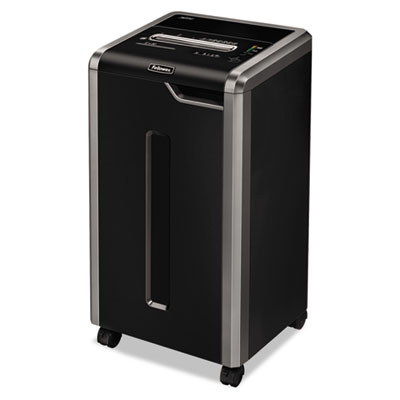 Fellowes 3831001 Powershred 325Ci 100% Jam Proof Cross-Cut Shredder